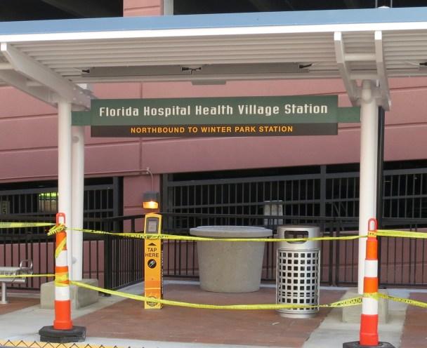 Health Village SunRail Station 9