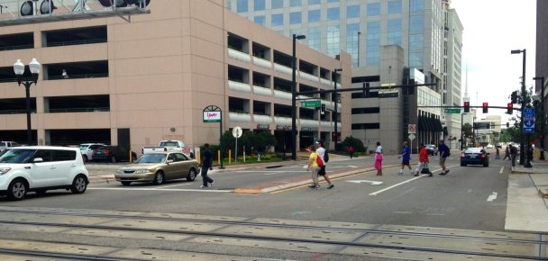 5.1.14 Sunrail needs crosswalks
