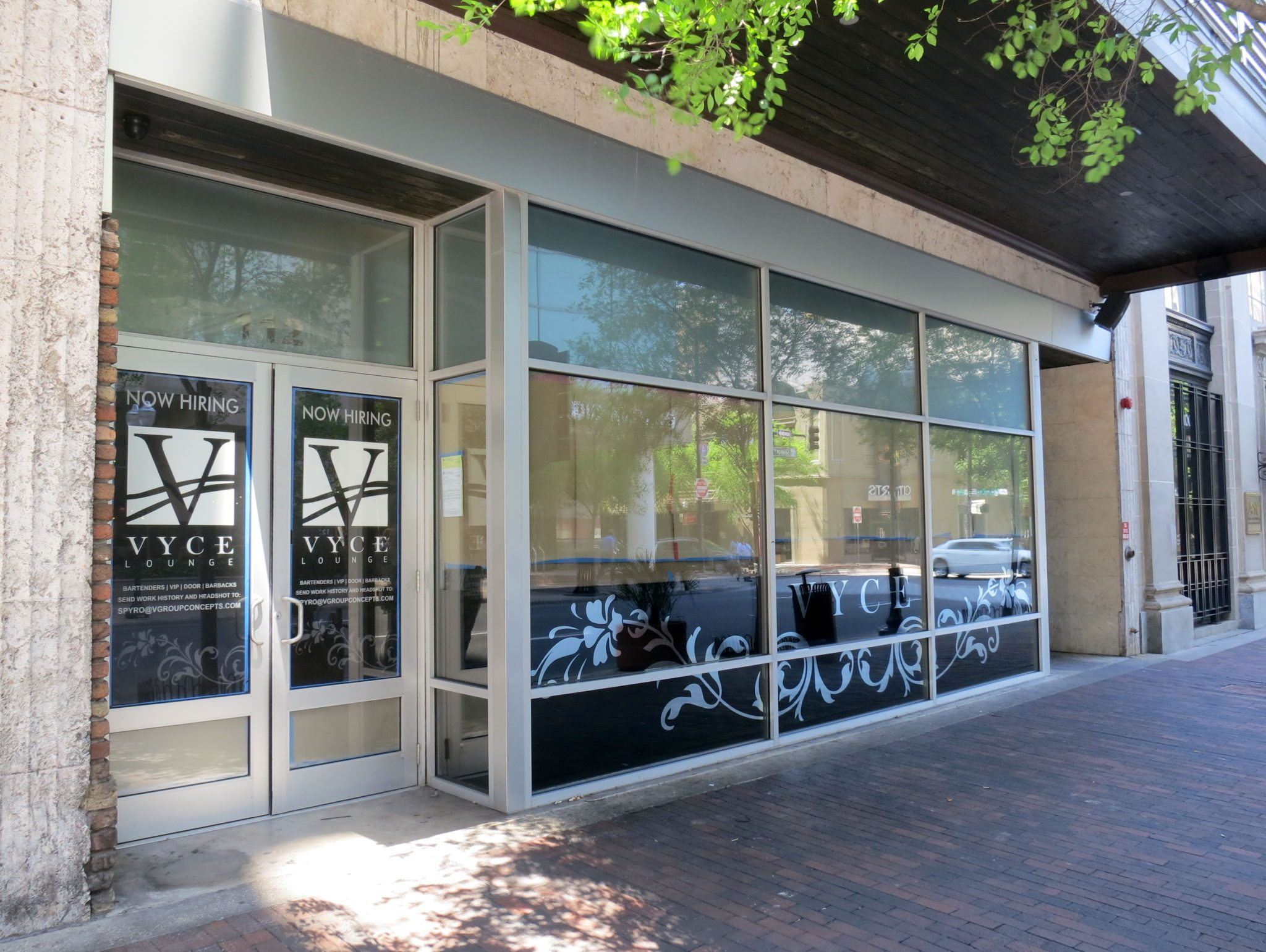 The Fifth to Become Vyce Lounge in Downtown & The Fifth to Become Vyce Lounge in Downtown - bungalower