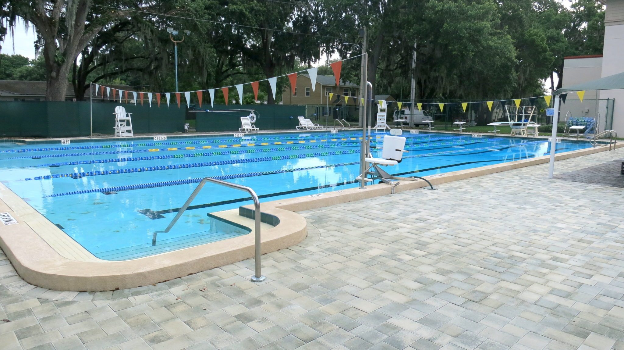 City pools offer free open swim for the summer bungalower for Opening pool for summer