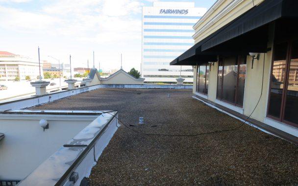 Echange Building Roof