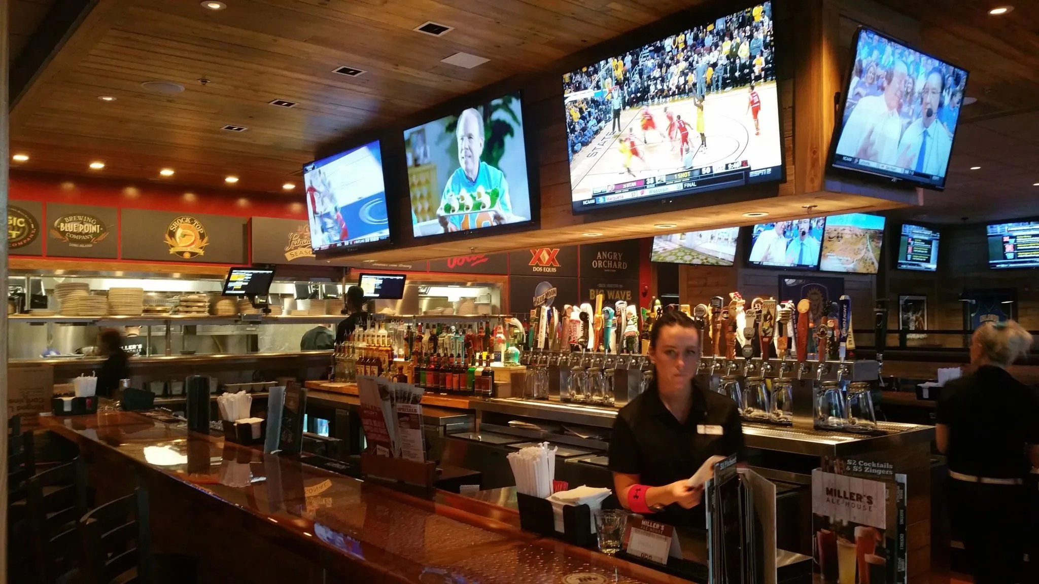 Miller's Ale House now open in Colonialtown Plaza - bungalower