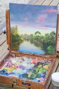 Wekiva Paint Out 1
