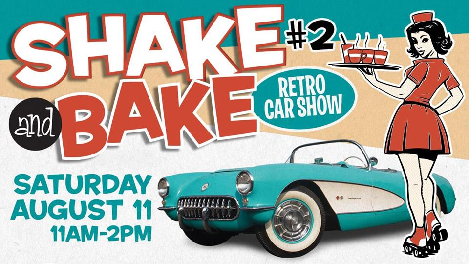 Shake And Bake Car Show Bungalower - Car show orlando classic weekend