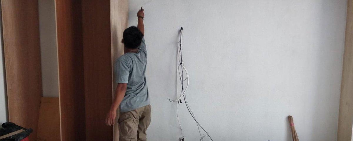 Jasa Tukang Cat Tembok Murah Jabodetabek