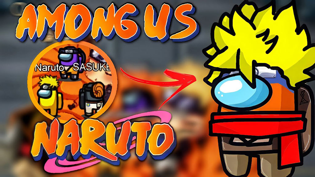 Download Among Us Naruto Mod Apk