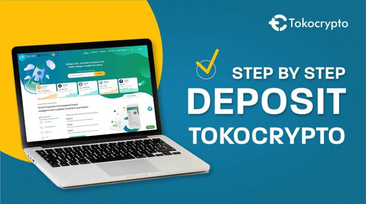 Cara Top Up di Aplikasi Tokocrypto