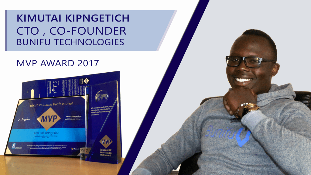 Bunifu CTO listed among Microsoft's Most Valuable Professionals