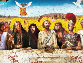 Reel History - Life of Brian