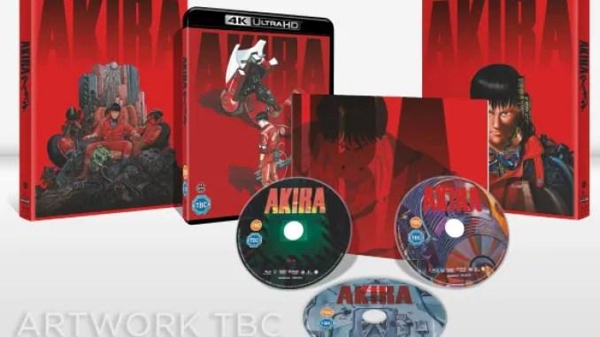 Akira 4K UHD set