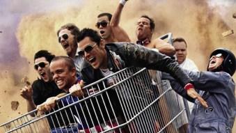 Ferocious 5: MTV's Jackass Movies