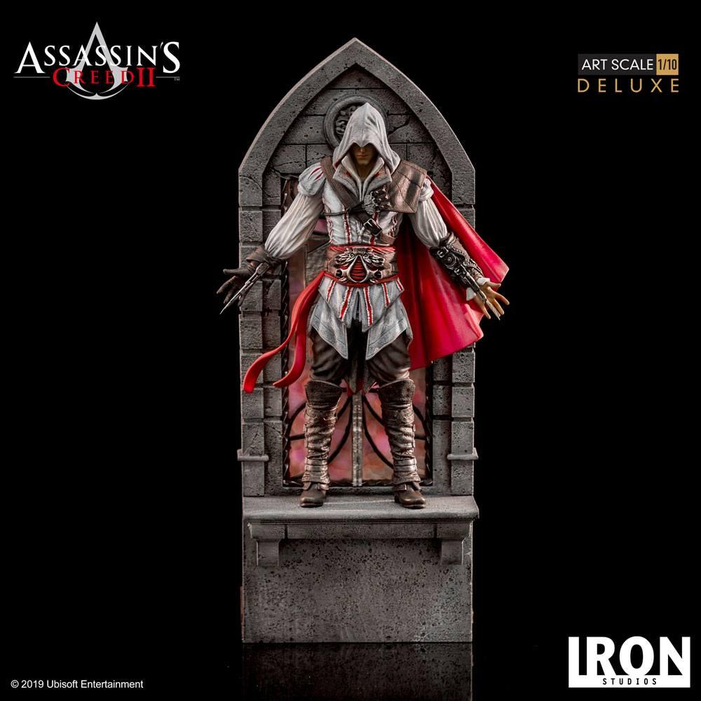 Assassins Creed 2 Statuen