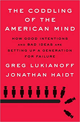 The Coddling of the American Mind Book Review