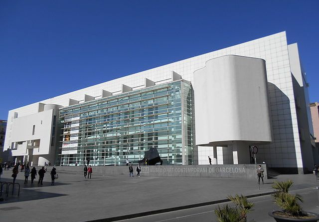 Best Museums in Barcelona - MACBA