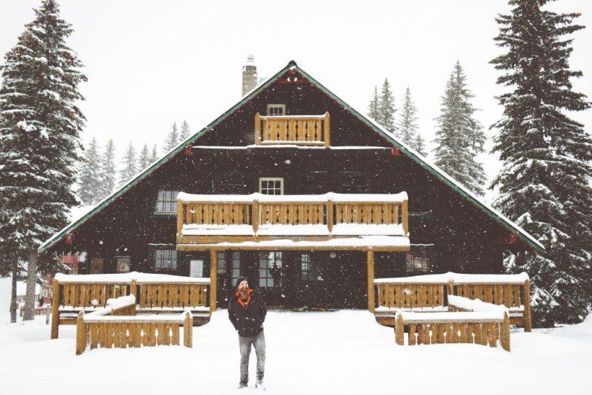 best-ski-resorts-near-barcelona-snow-hut-house