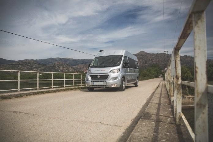 """Bunkervan a elegido para su modelo """"Team Travel 636"""" las fiat ducato mas larga (6,36 metros)"""