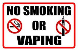 No Smoking in Bunkies