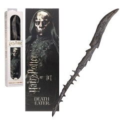 Noble Collection Harry Potter Wand Of Death Eater Thorn 30cm PVC Asa