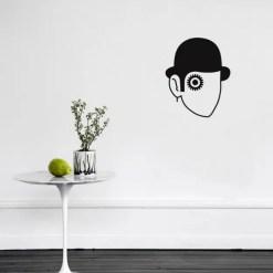 Duvar Stickerı
