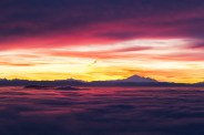 A vivid morning I've witnessed in Vancouver taken from Cypress Mountain. Hope you enjoy. Hvae a great day!