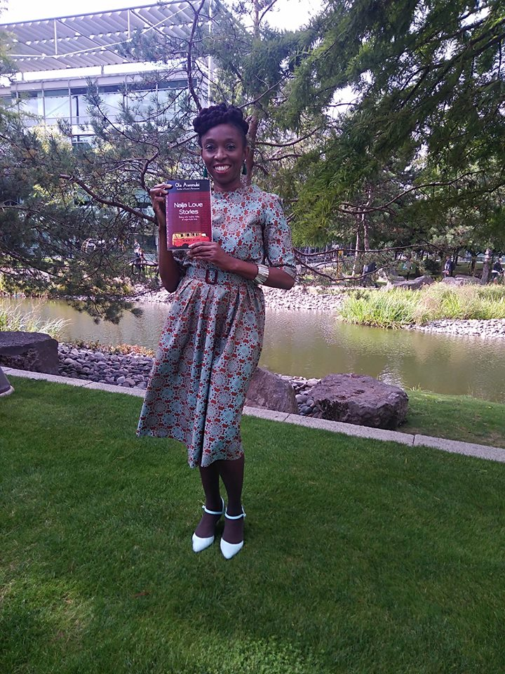 Interview with Award  Winning author Ola Awonubi