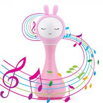 Умный зайка - Интерактивная музыкальная обучающая игрушка