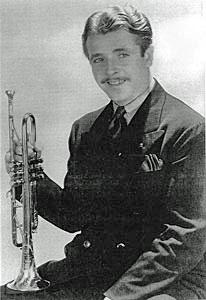 Bunny Berigan, 1936 publicity photo.