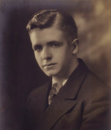 Another view of the seventeen year-old Bunny Berigan.