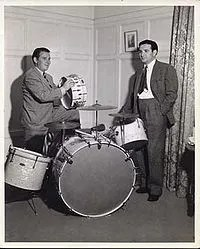 Two of Bunny's colleagues at CBS: drummer Johnny Williams, father of multi-Oscar winning film composer John Williams, was a close friend. Pianist, composer, musical eccentric Raymond Scott's music has been used on the soundtrack of cartoons for the last 70+ years.