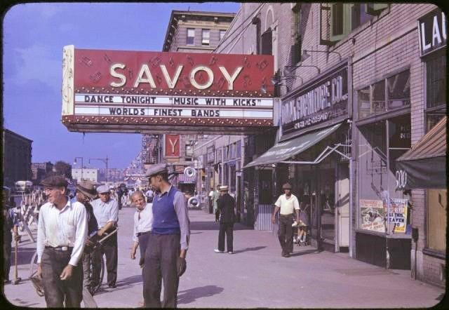 This image has an empty alt attribute; its file name is savoy-ballroom-colour-vintage-image-2.jpg