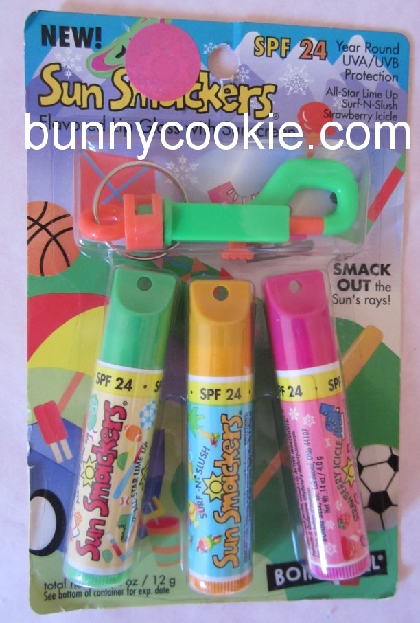 sun smackers lip smackers