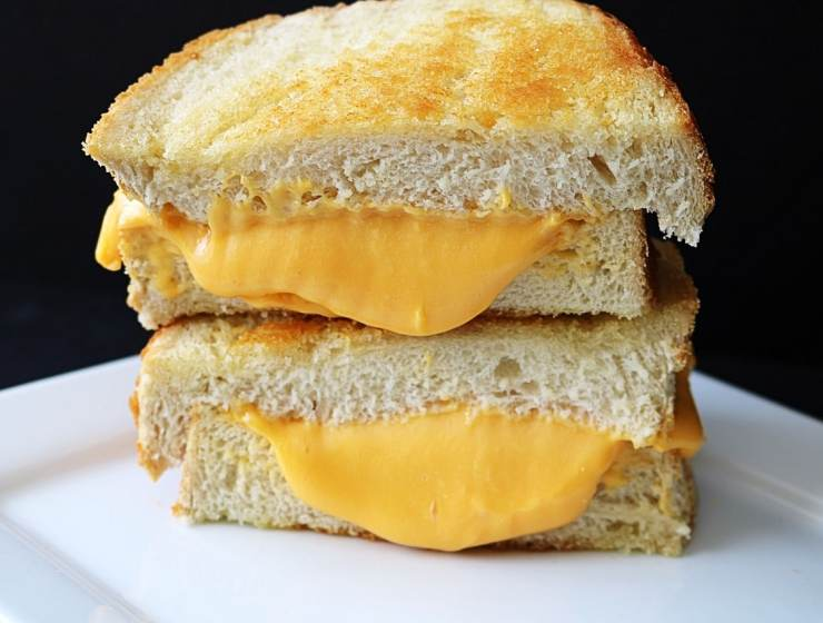 perfect grilled cheese recipe