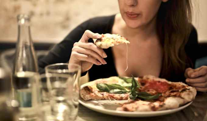 eat healthier by talking unhealthy food into being less fatty