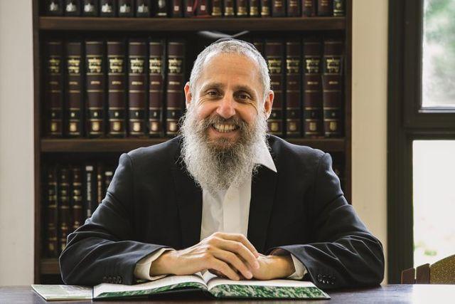 vaping rabbi