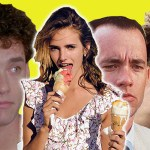 Most Lickable Tom Hanks Characters