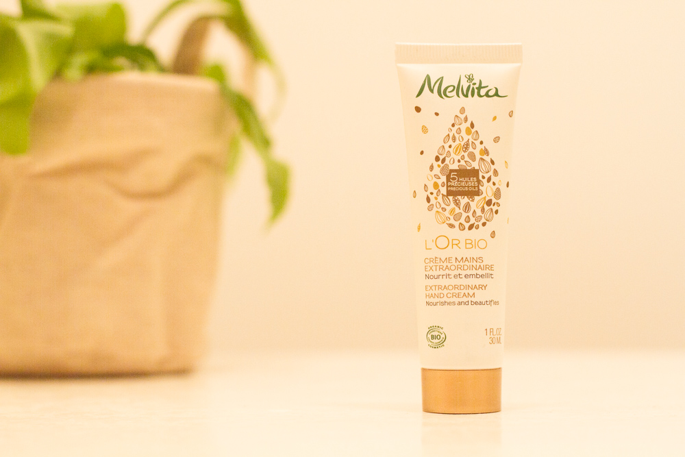 Melvita L'Or Bio Review + Giveaway