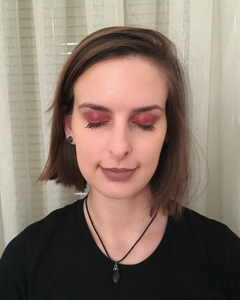 first impressions makeup