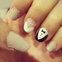 Bridal Shower Nails