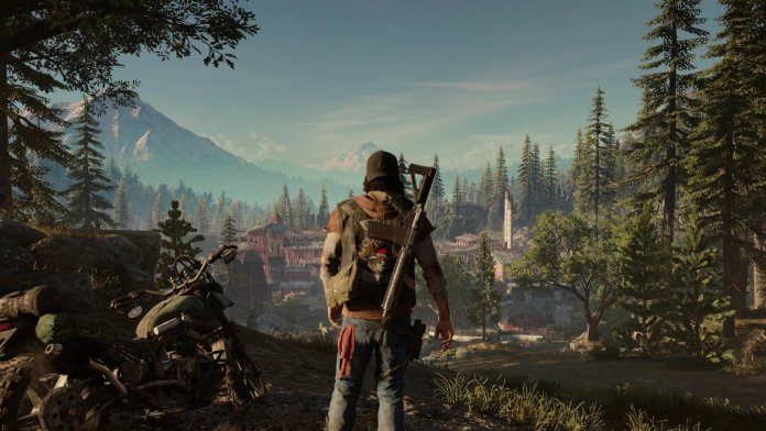 Days Gone - Playstation Conference - E3 2017
