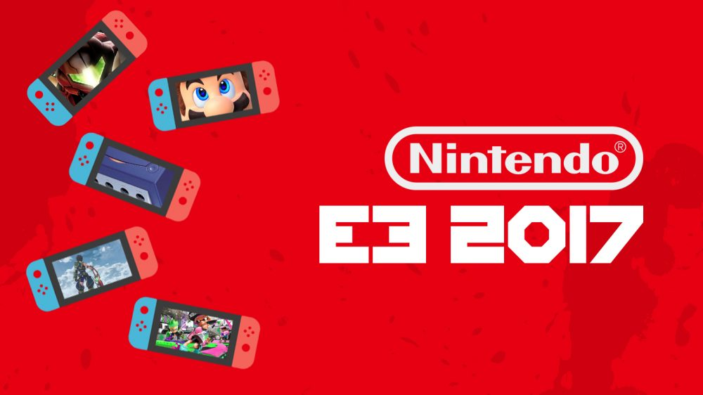 Nintendo Spotlight 2017 E3