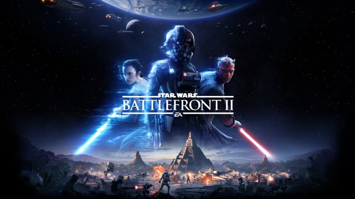 EA Play E3 2017 Star Wars Battlefront 2