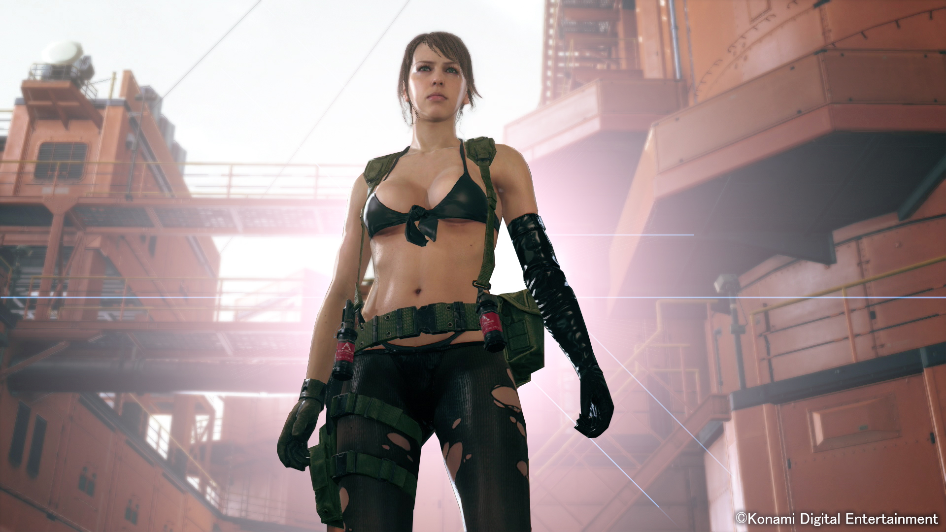quiet Play mgs5 as