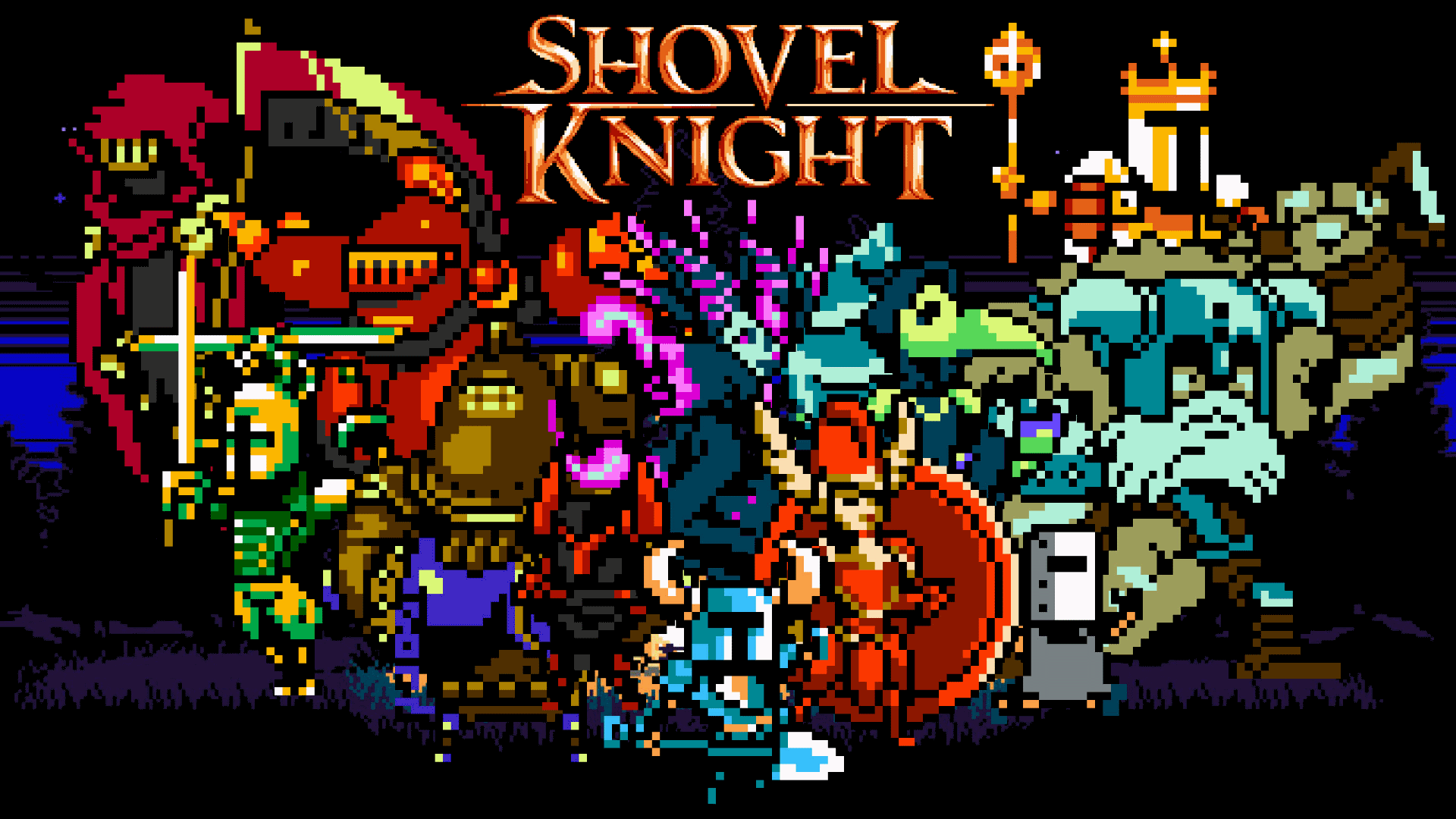 Shovel Knight Treasure Trove Physical Copy For Ps4 And Switch