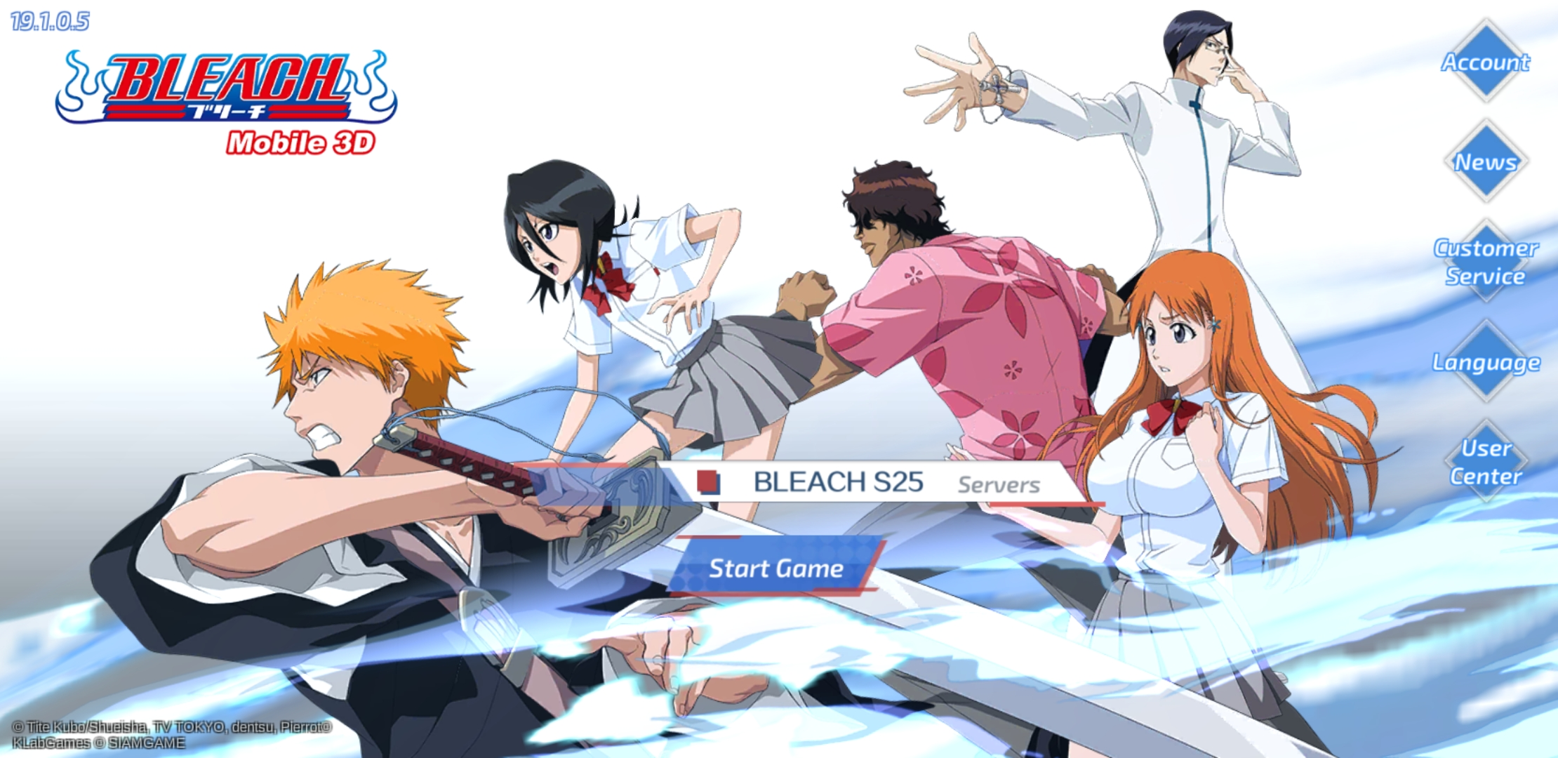 Mobile : Bleach Mobile 3D Review - BunnyGaming com