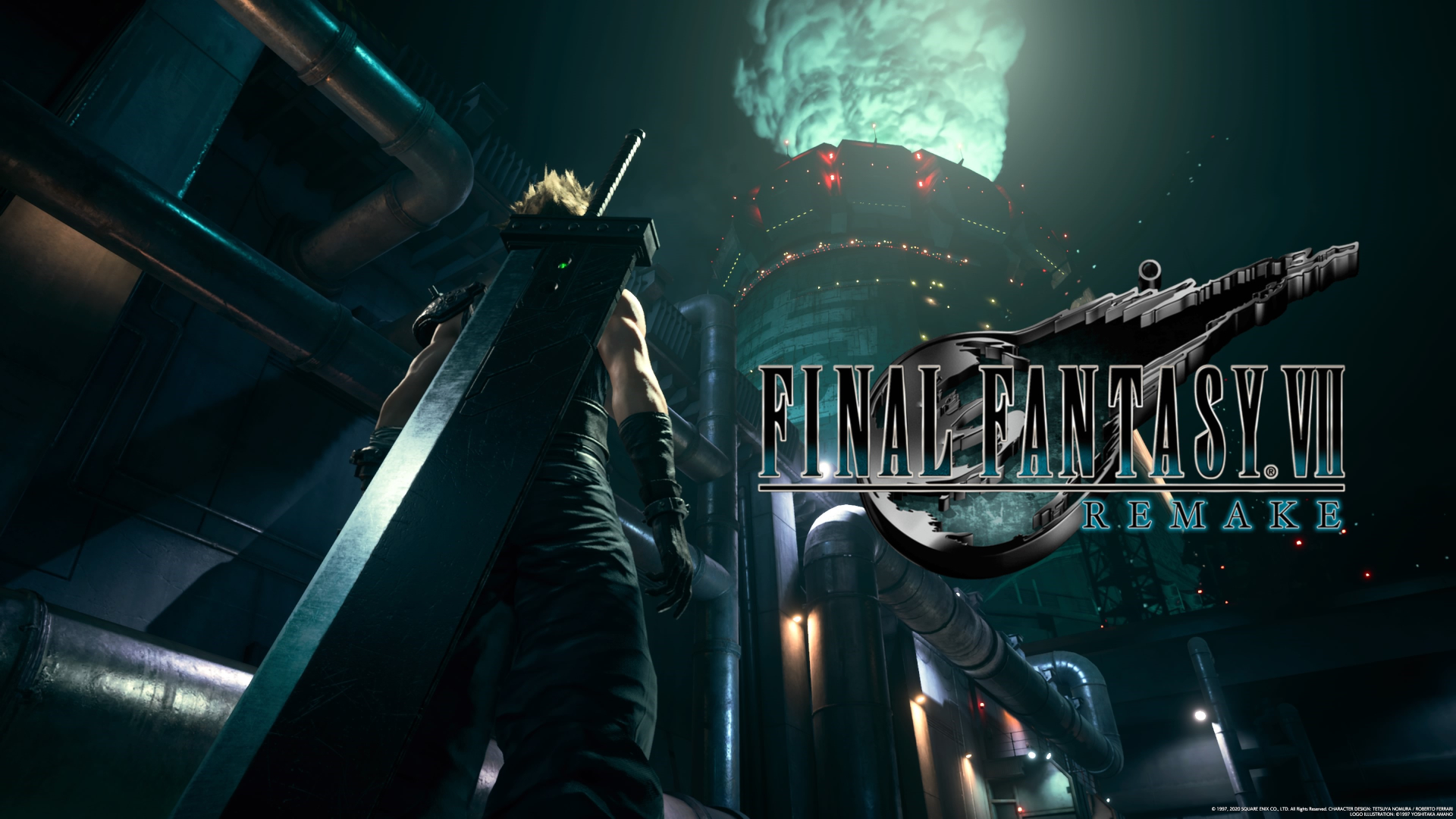 Final Fantasy Vii Remake Review Truly Magnificent Bunnygaming Com