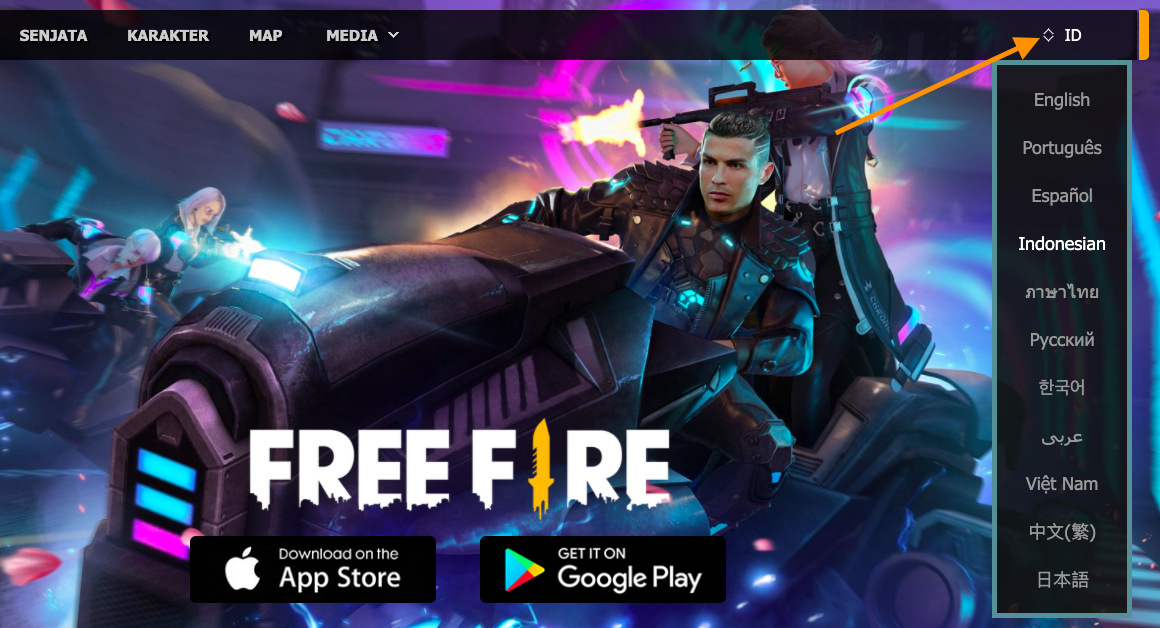 Quick Easy Ways To Download Free Fire Wallpapers Bunnygaming Com