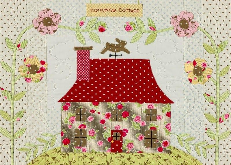 Cottontail Cottage Detail