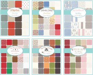 Moda Fabric Collections