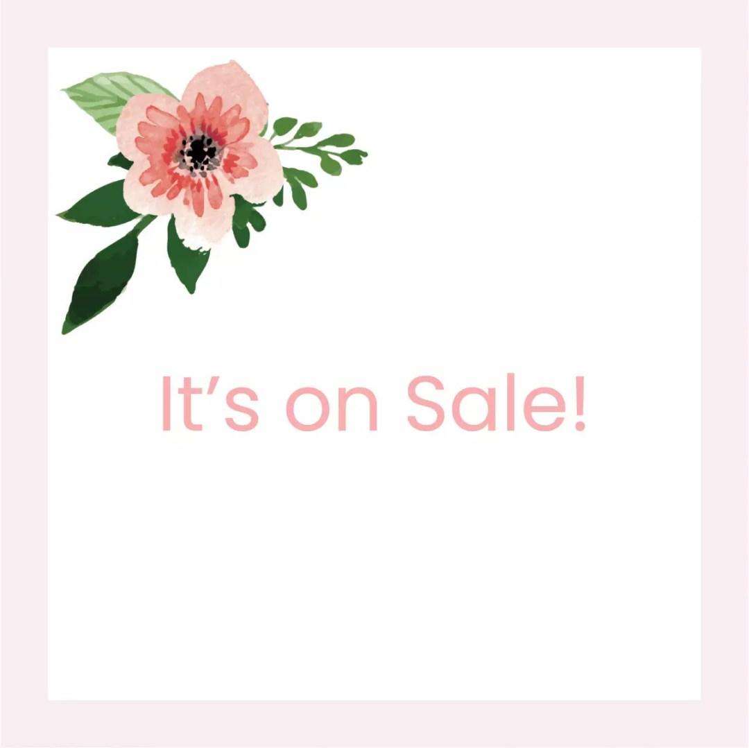 It's-on-Sale