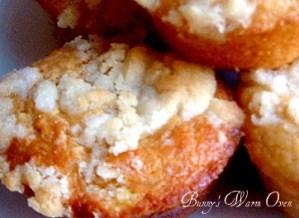 Pineapple Cream Muffins